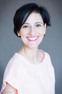 Nadia, consultante KonMari en cours de certification, auteure, mère de famille recomposée débordée.