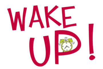 Wake up de Christine Lewicki