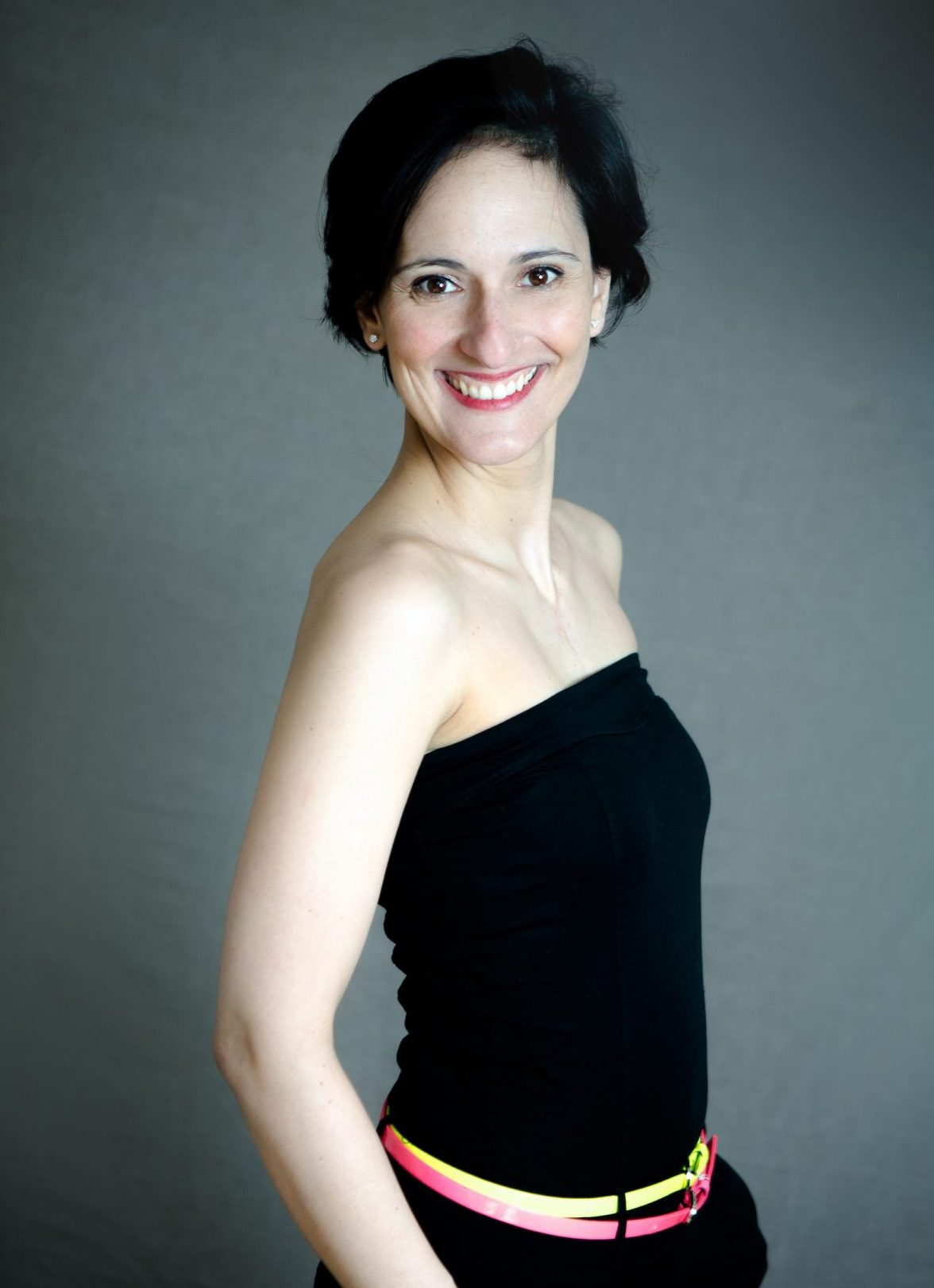 Nadia Alami en shooting photo par Ingrid Mareski